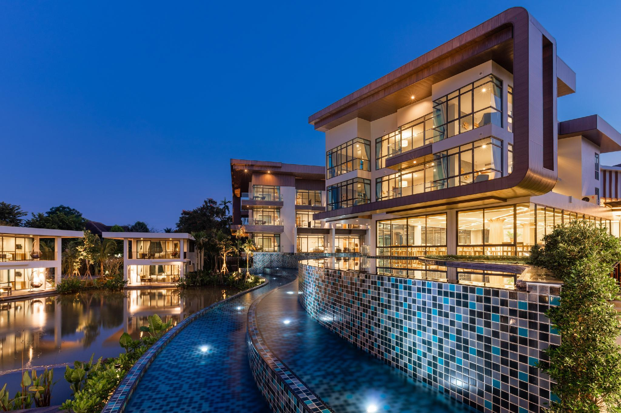 Na Tree Tara Riverside Resort Amphawa
