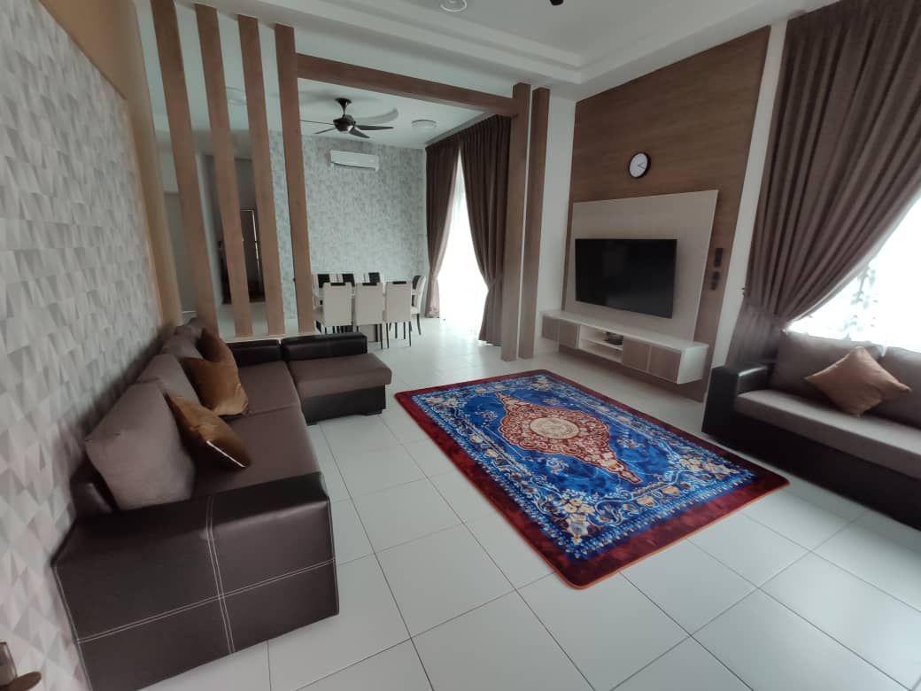 Homestay Melaka Ayer Keroh Fully Aircond + UniFi