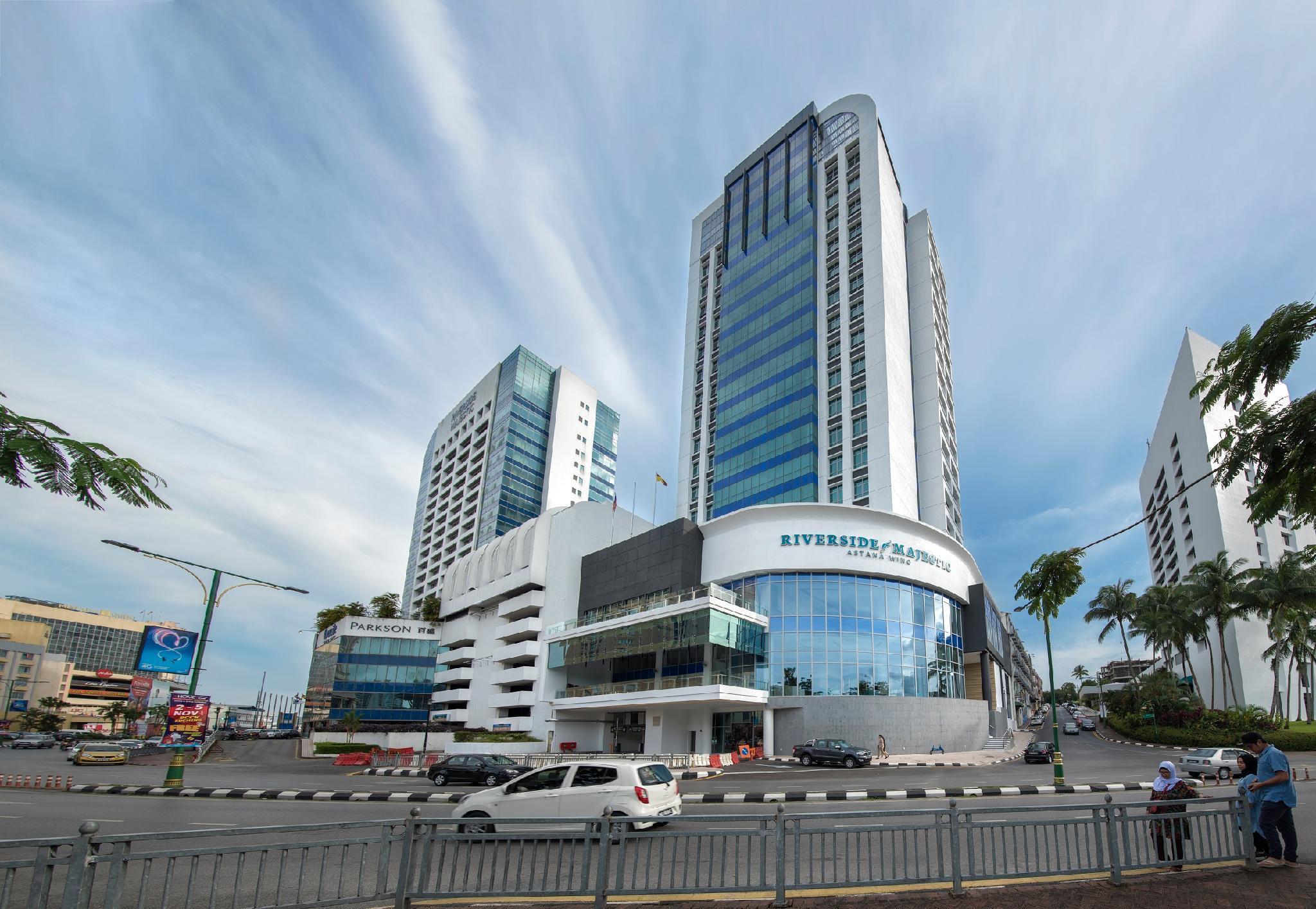 Astana Wing   Riverside Majestic Hotel