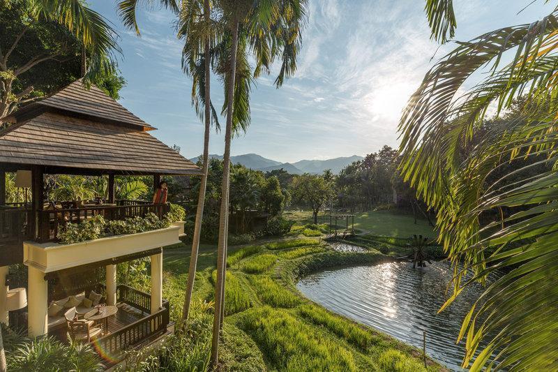 Four Seasons Resort Chiang Mai โฟร์ซีซั่น รีสอร์ท เชียงใหม่