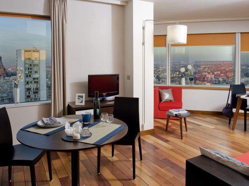 Aparthotel Adagio Paris Tour Eiffel