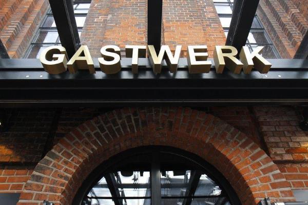 Gastwerk Hotel Hamburg Hamburg