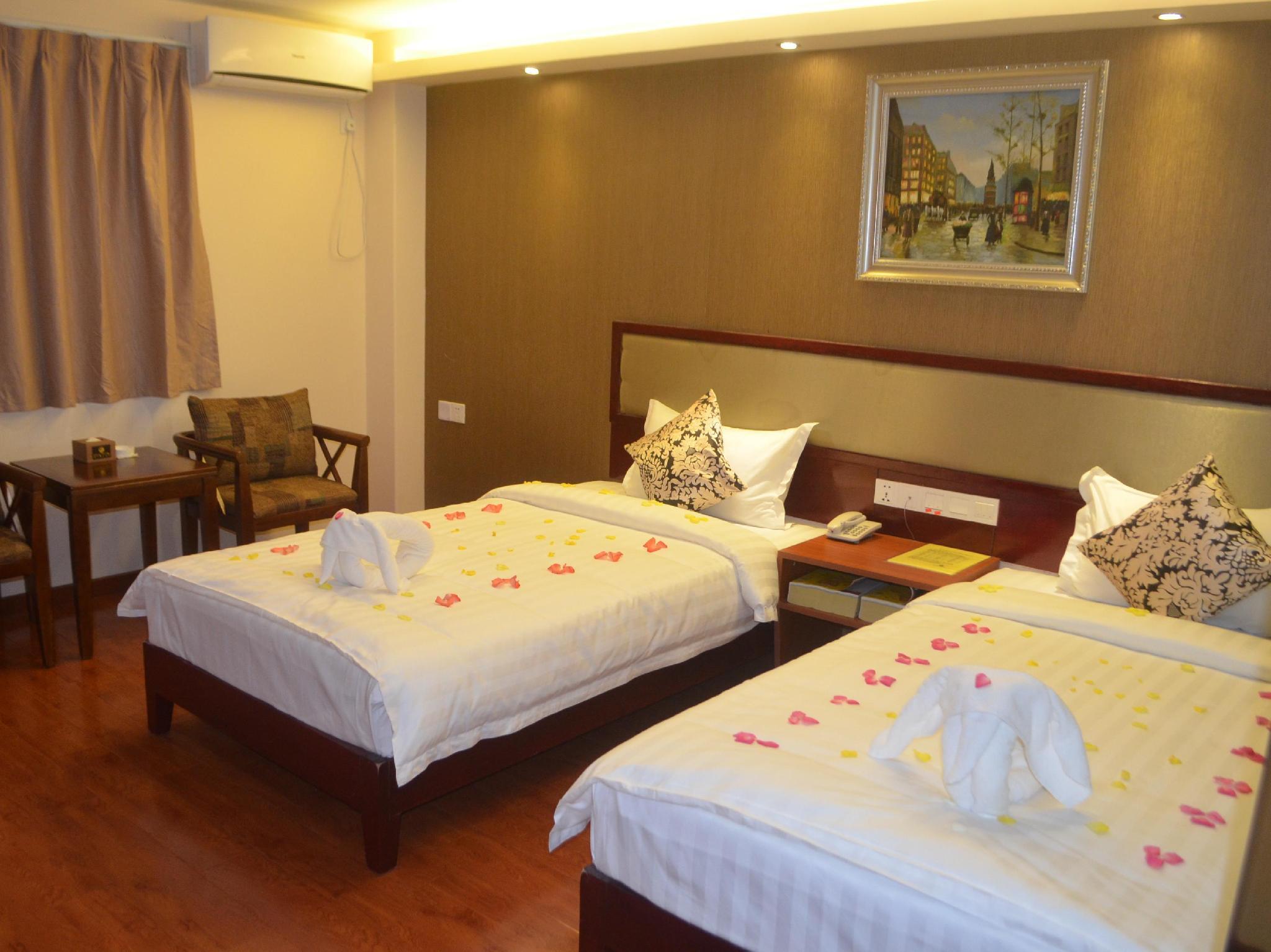 Asahi Hotel Yangon Myanmar Great Discounted Rates