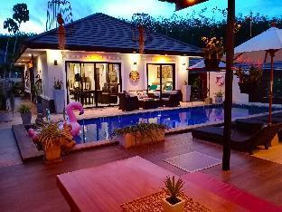 [アオナン]ヴィラ(387m2)| 3ベッドルーム/4バスルーム Sila Thai Pool Villa 1