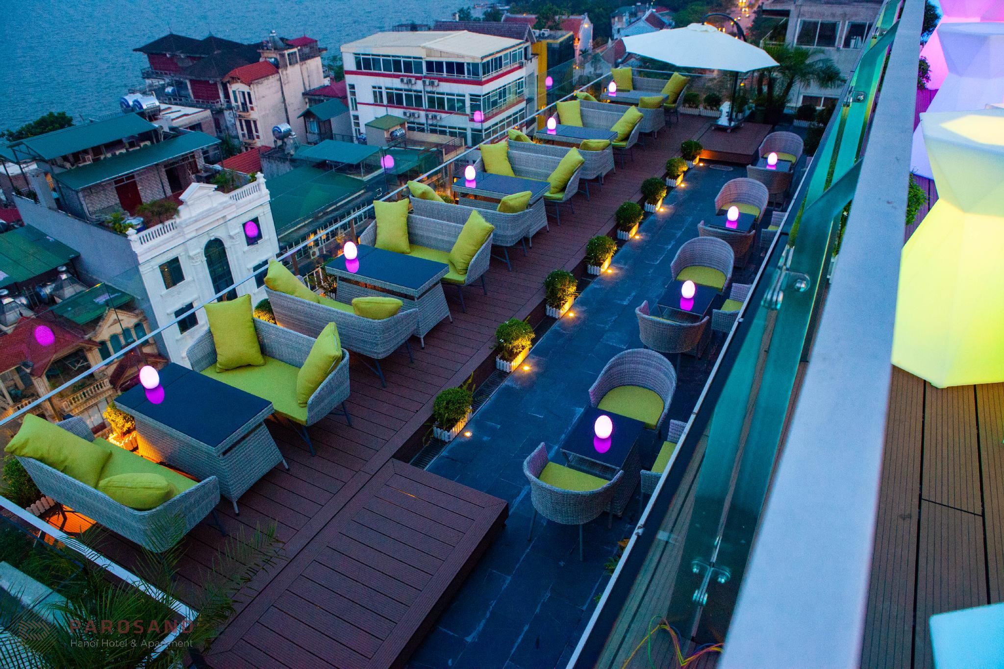 PAROSAND HANOI HOTEL And APARTMENT