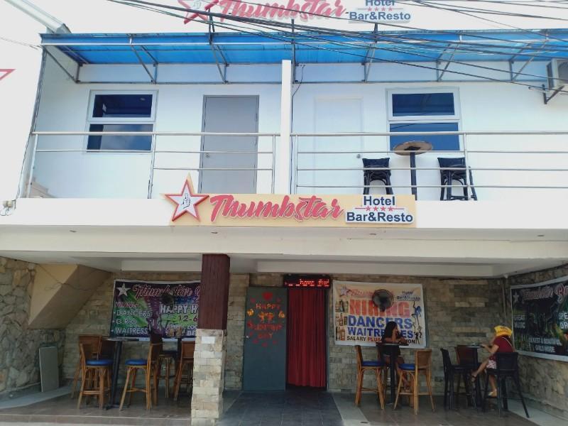 Thumbstar Hotel Bar