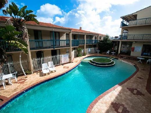 West Beach Lagoon Apartments