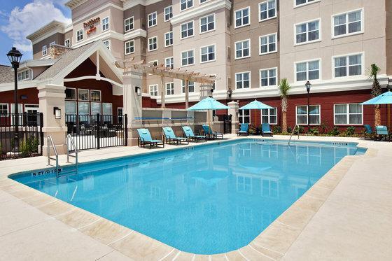 Residence Inn By Marriott Lubbock Southwest