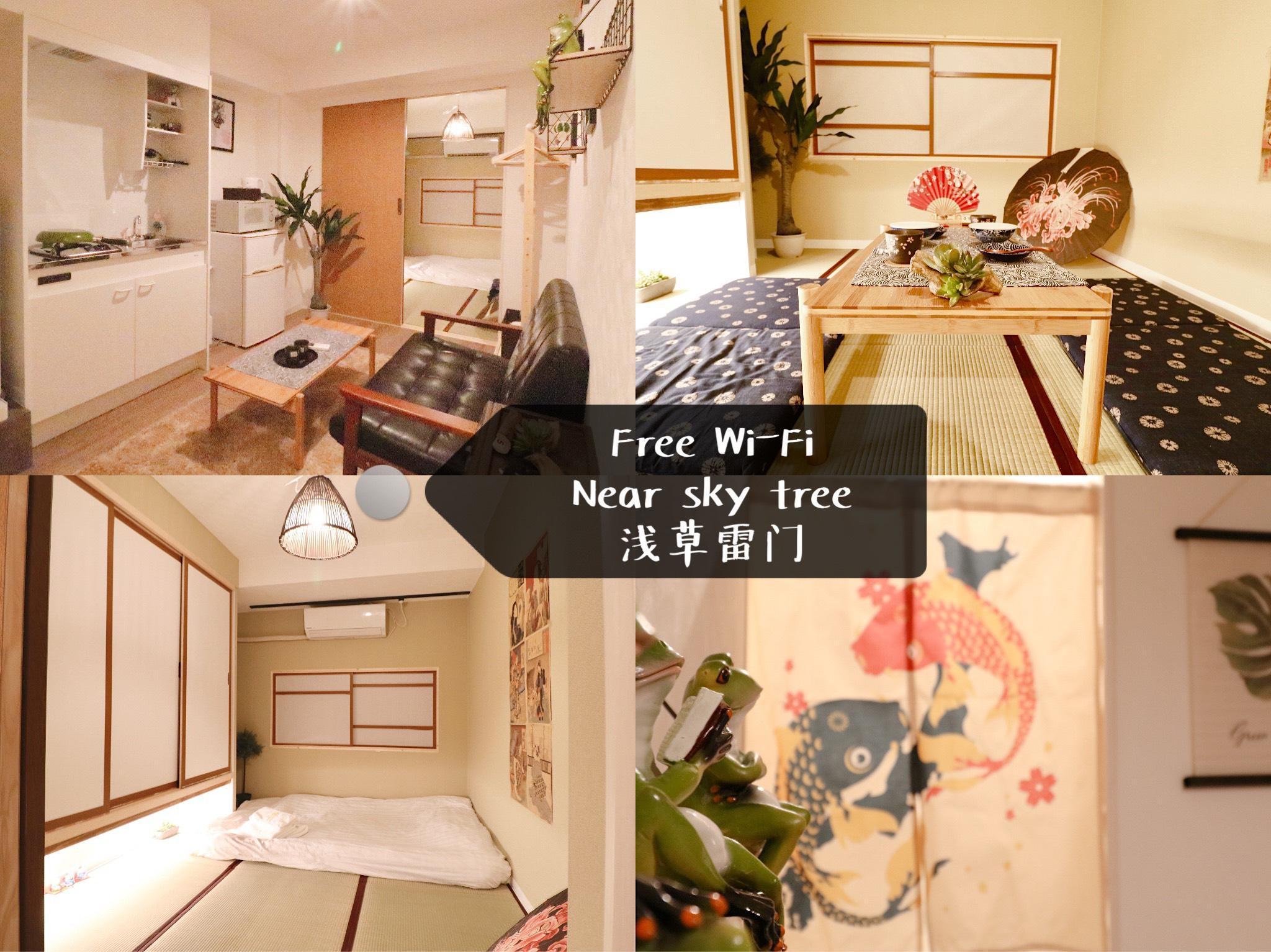 Room101 Japanese Tatami Style