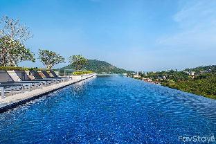 Gorgeous Sky Pool Rooftop 1BR Phuket City อพาร์ตเมนต์ 1 ห้องนอน 1 ห้องน้ำส่วนตัว ขนาด 30 ตร.ม. – ตัวเมืองภูเก็ต