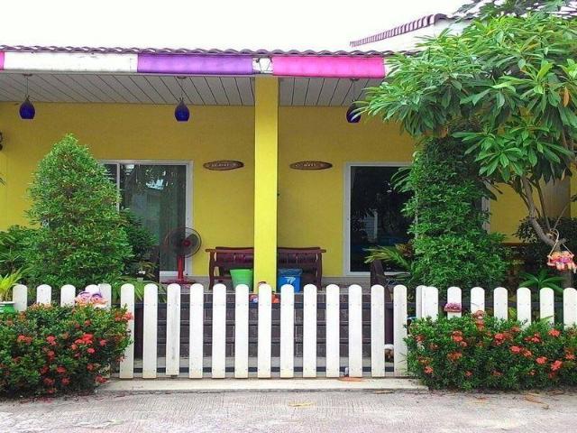 บ้านเบิร์ดแลนด์ รีสอร์ท แอท อัมพวา – Baan Bird Land Resort At Amphawa
