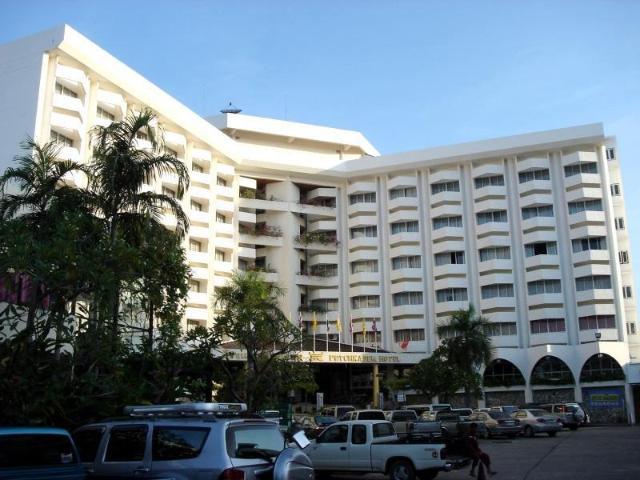 โรงแรมเพชรเกษม แกรนด์ – Hotel Petchkasem Grand