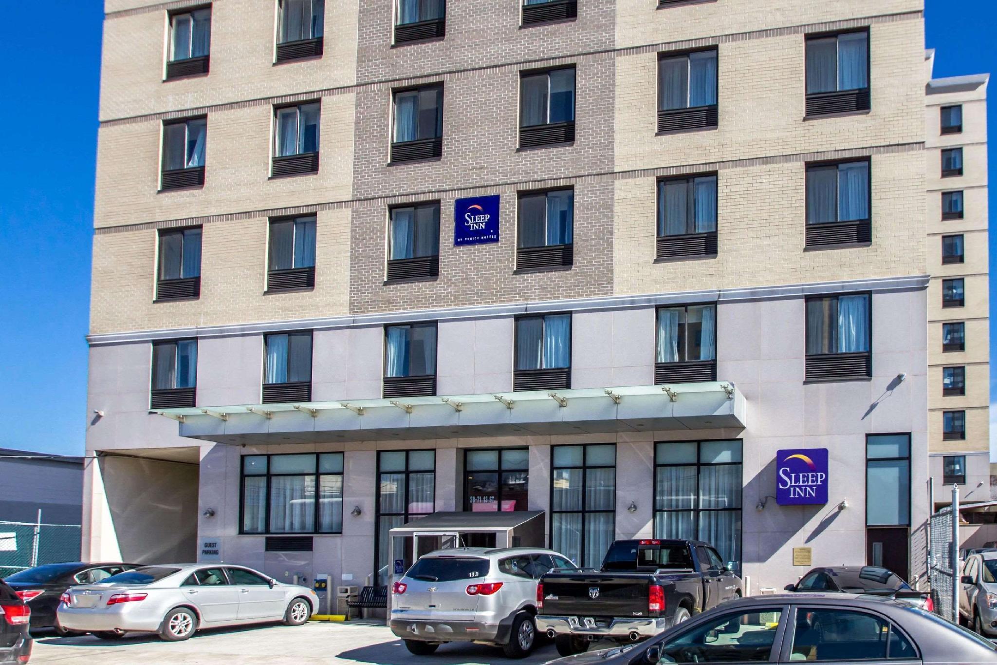 Sleep Inn Long Island City - Manhattan View