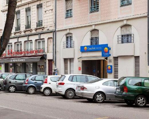 Comfort Suites Rive Gauche Lyon Centre Lyon