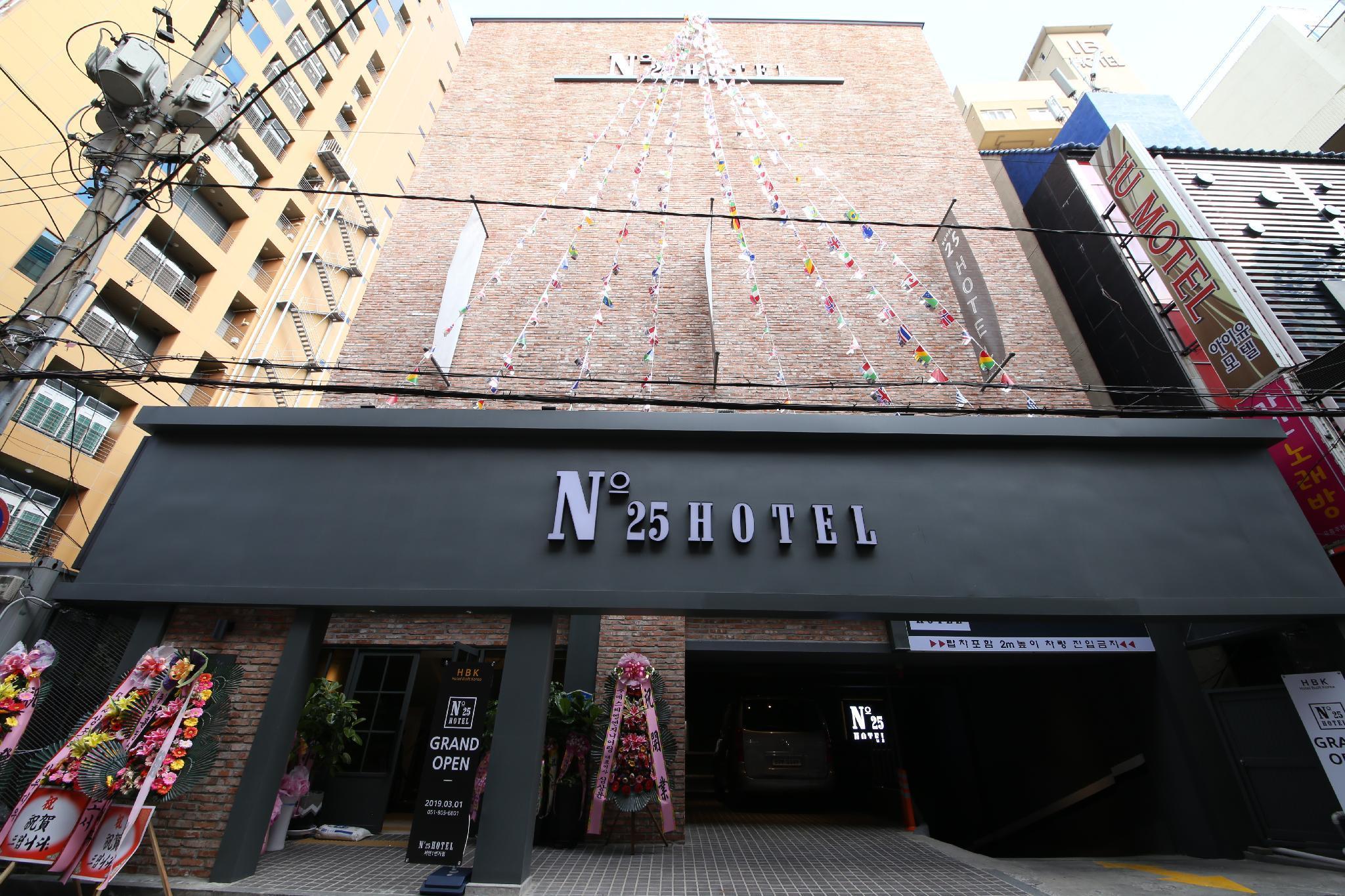 No.25 Hotel Busan Seomyeon 1st Avenue