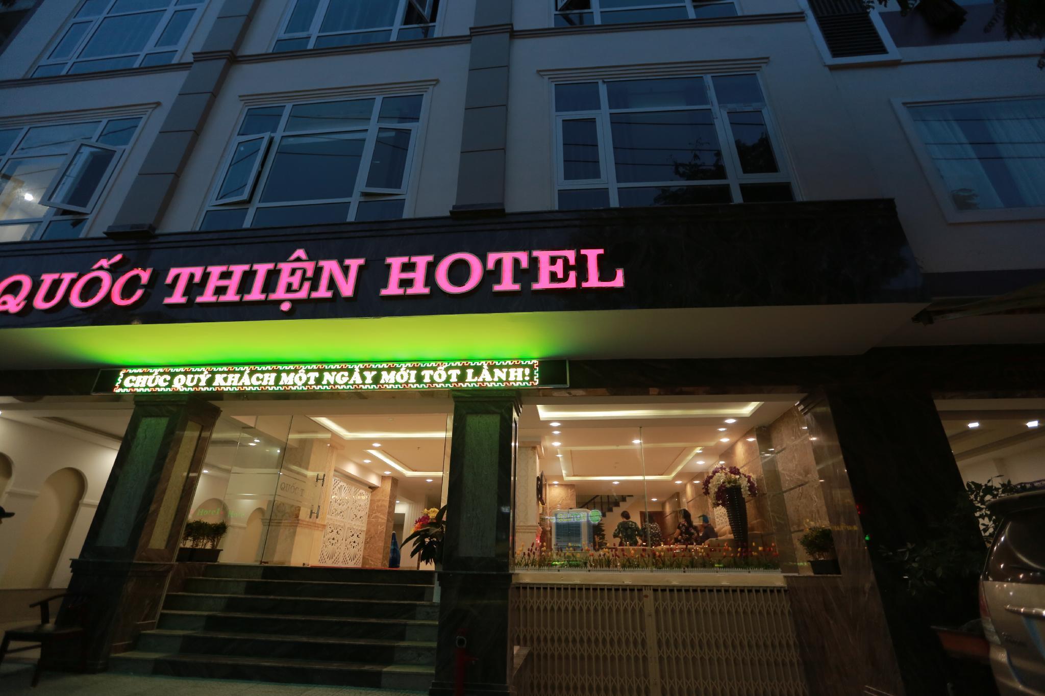 Quoc Thien Hotel Da Nang