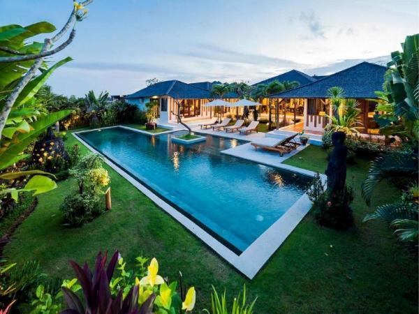Jimbaran Balangan Beach Front Villa Nakar Bali