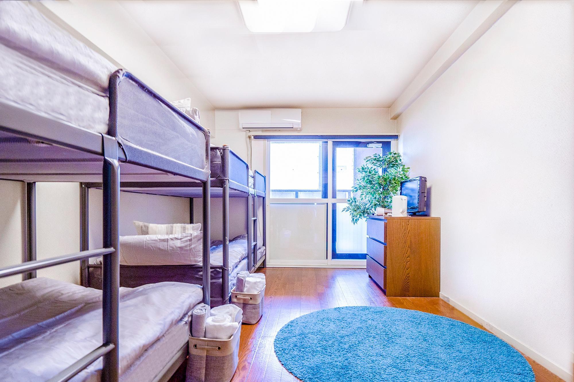 H2 H7 Adorable Apartment In Shinjuku