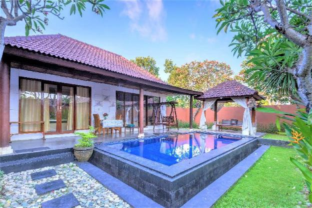 OBR Pool Romance Villa Close to Kuta Beach