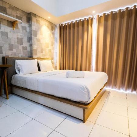 Homey&Tranquil Studio Casa DeParco Apt By Travelio Tangerang
