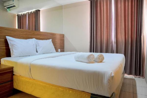 Great Location 2BR Maple Park Apt By Travelio Jakarta