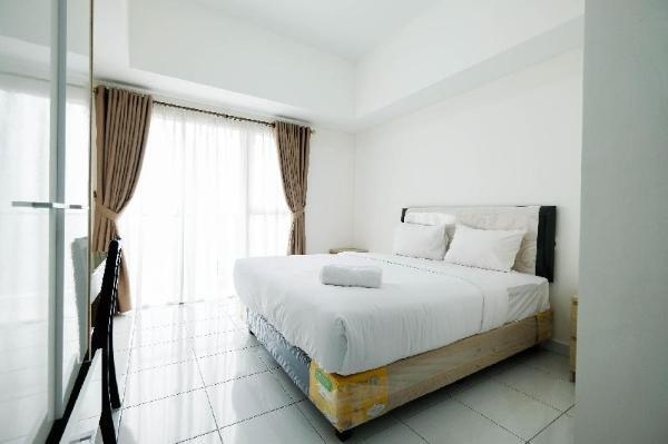 Scenic Studio Room @ Casa De Parco Apt By Travelio Tangerang