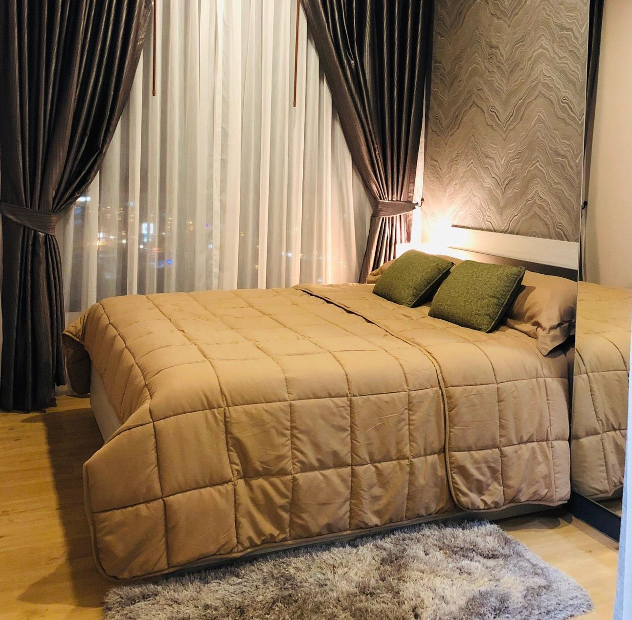 Orchid @ Laemchabang- Sriracha Chonburi อพาร์ตเมนต์ 1 ห้องนอน 1 ห้องน้ำส่วนตัว ขนาด 27 ตร.ม. – ศรีราชา