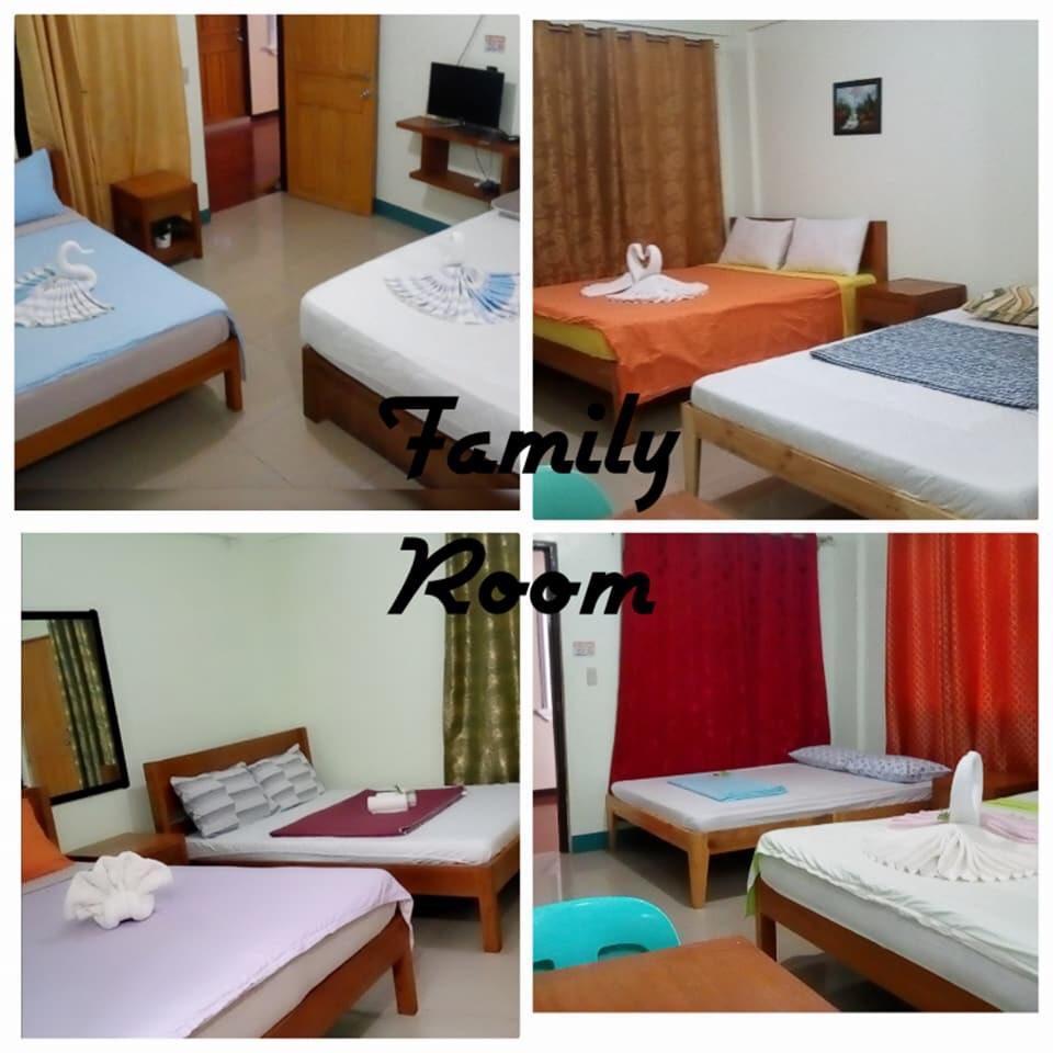 Tagaytay Budget Family Room