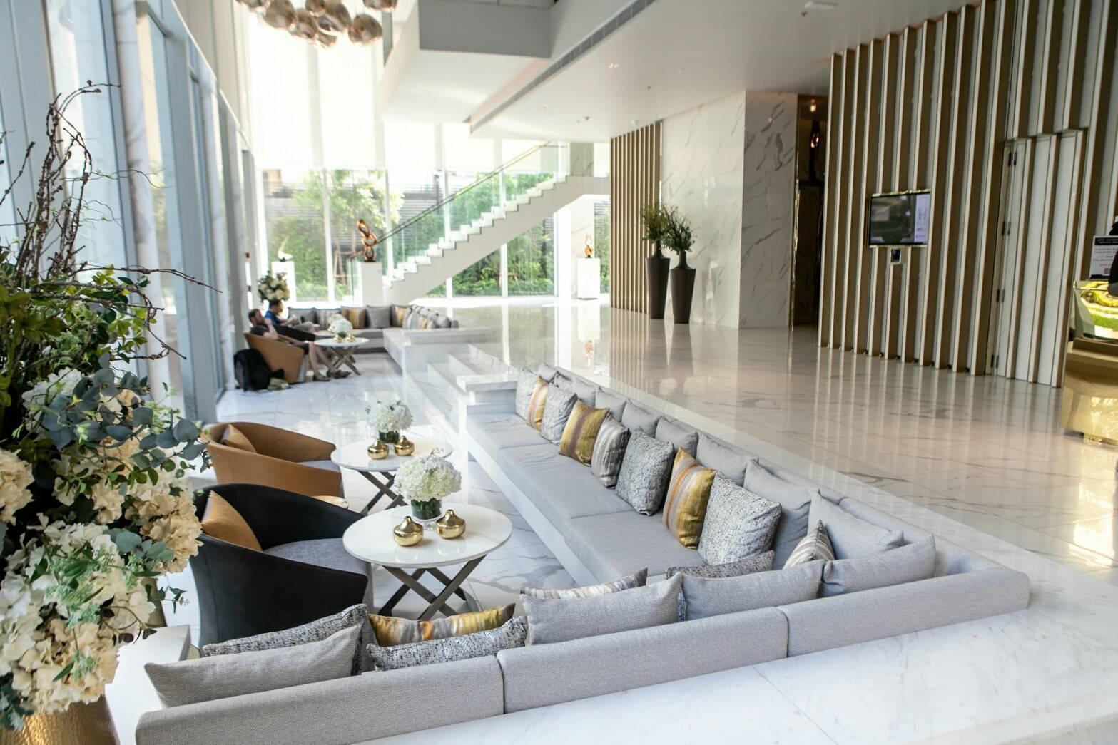 Hyde Sukhumvit 11  (2 Floor ) อพาร์ตเมนต์ 2 ห้องนอน 2 ห้องน้ำส่วนตัว ขนาด 64 ตร.ม. – สุขุมวิท