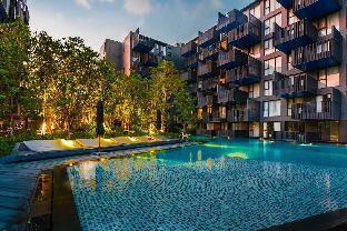 D187 - Large apartment, heart of Patong, 2 pools อพาร์ตเมนต์ 1 ห้องนอน 1 ห้องน้ำส่วนตัว ขนาด 44 ตร.ม. – ป่าตอง