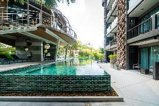 ET308 - Studio in Emerald Terrace condo pool & gym อพาร์ตเมนต์ 1 ห้องนอน 1 ห้องน้ำส่วนตัว ขนาด 30 ตร.ม. – ป่าตอง