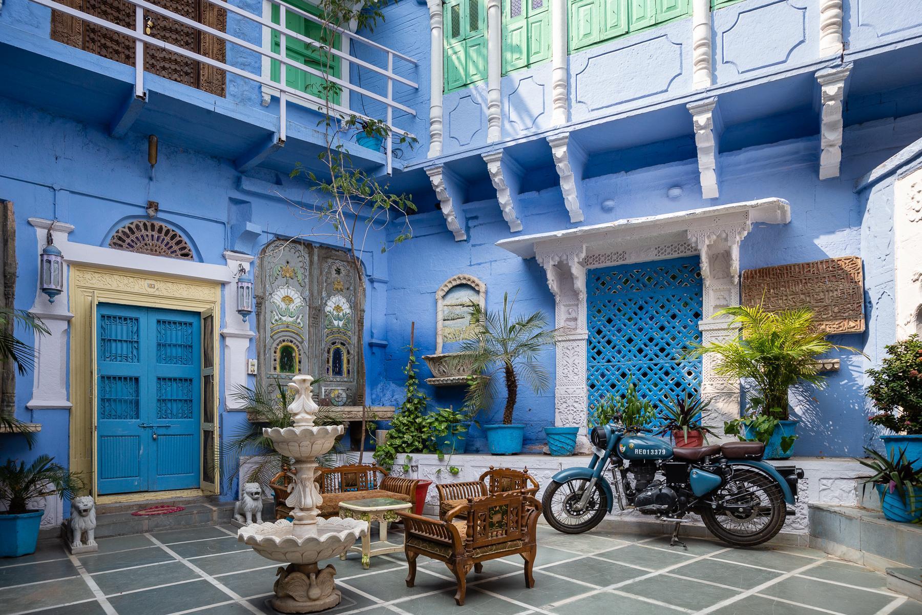 Gouri Heritage Haveli Hotel