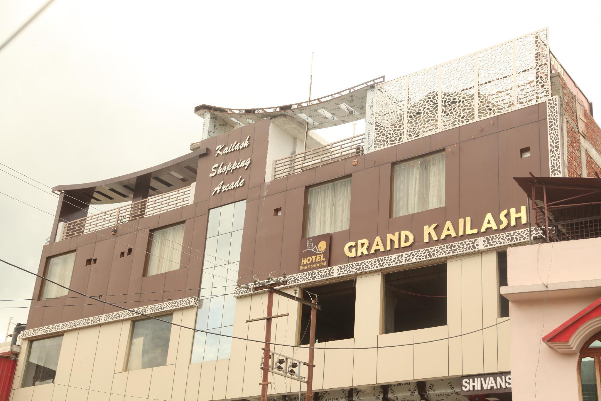 Hotel Grand Kailash