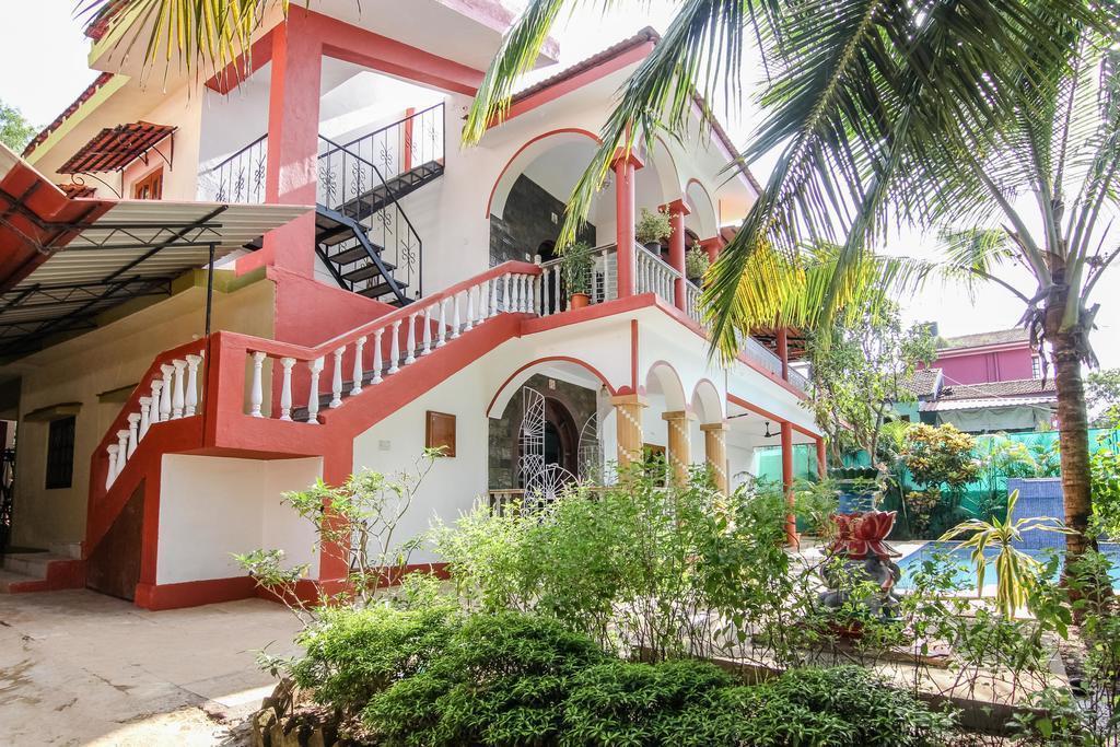 Green Hill Villa 3 BHK With Pool Near Anjuna Beach