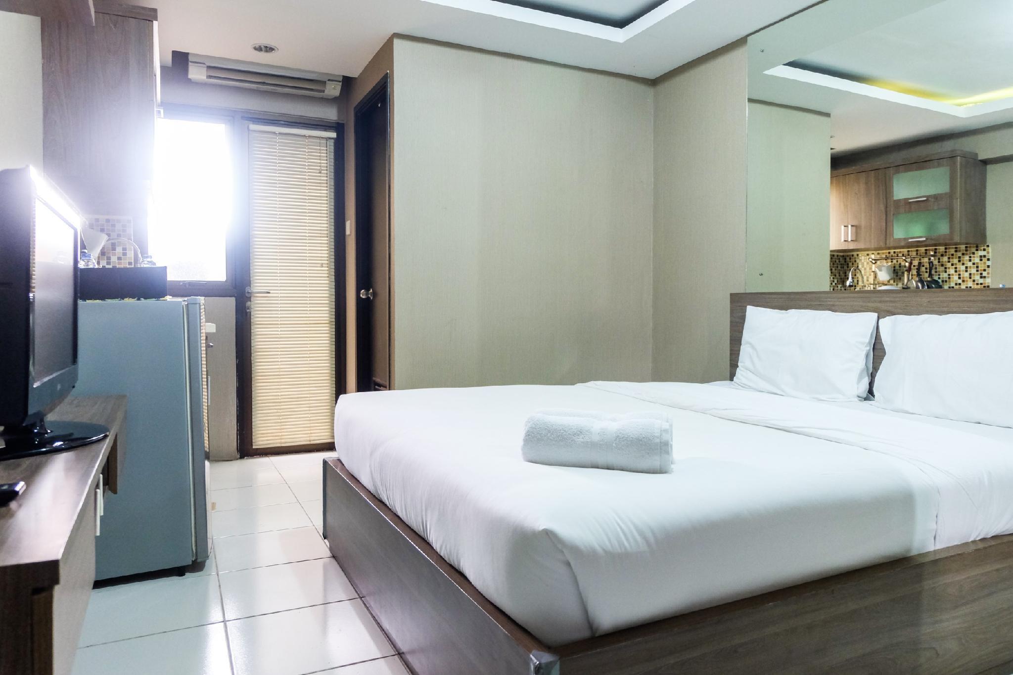 Simply Studio Kebagusan City Apartment By Travelio