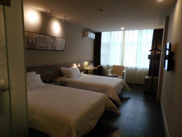 Jinjiang Inn Style Qinzhou Niannianfeng Square