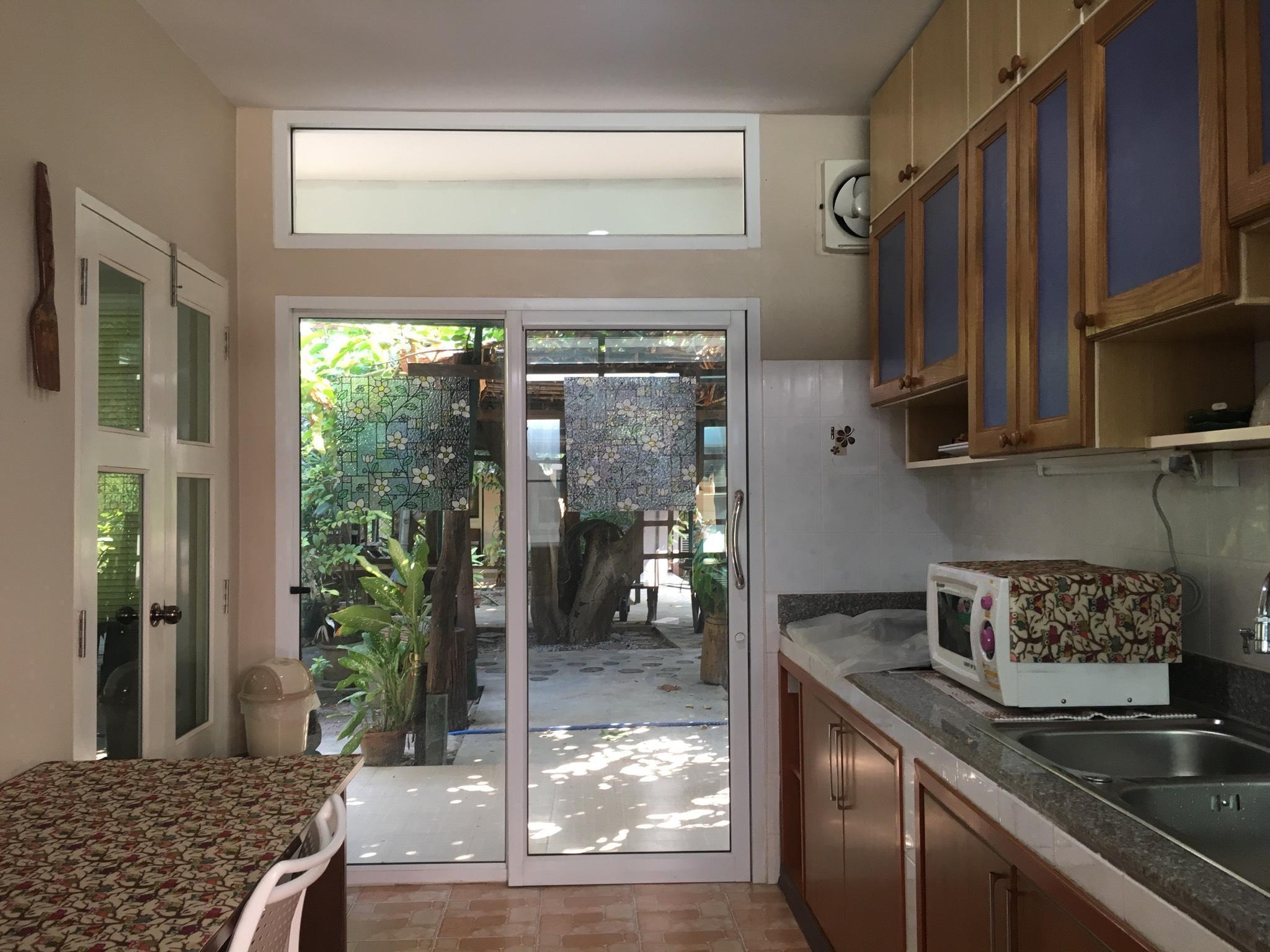 Casa bonita บ้านเดี่ยว 1 ห้องนอน 1 ห้องน้ำส่วนตัว ขนาด 50 ตร.ม. – ริเวอร์ไซด์