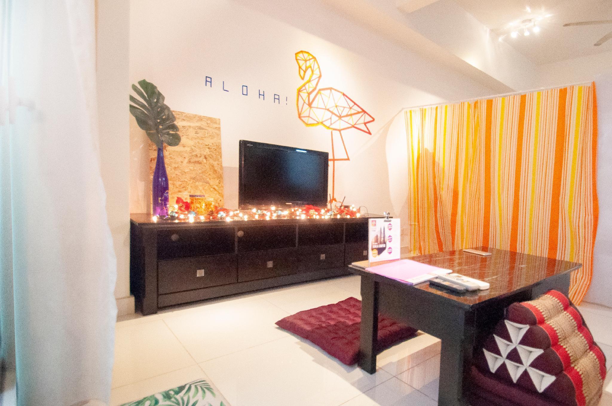 Awesome Hostel KLCC @ Regalia Suite