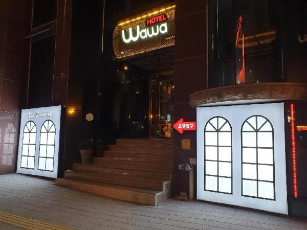 Hotel Wawa Daegu