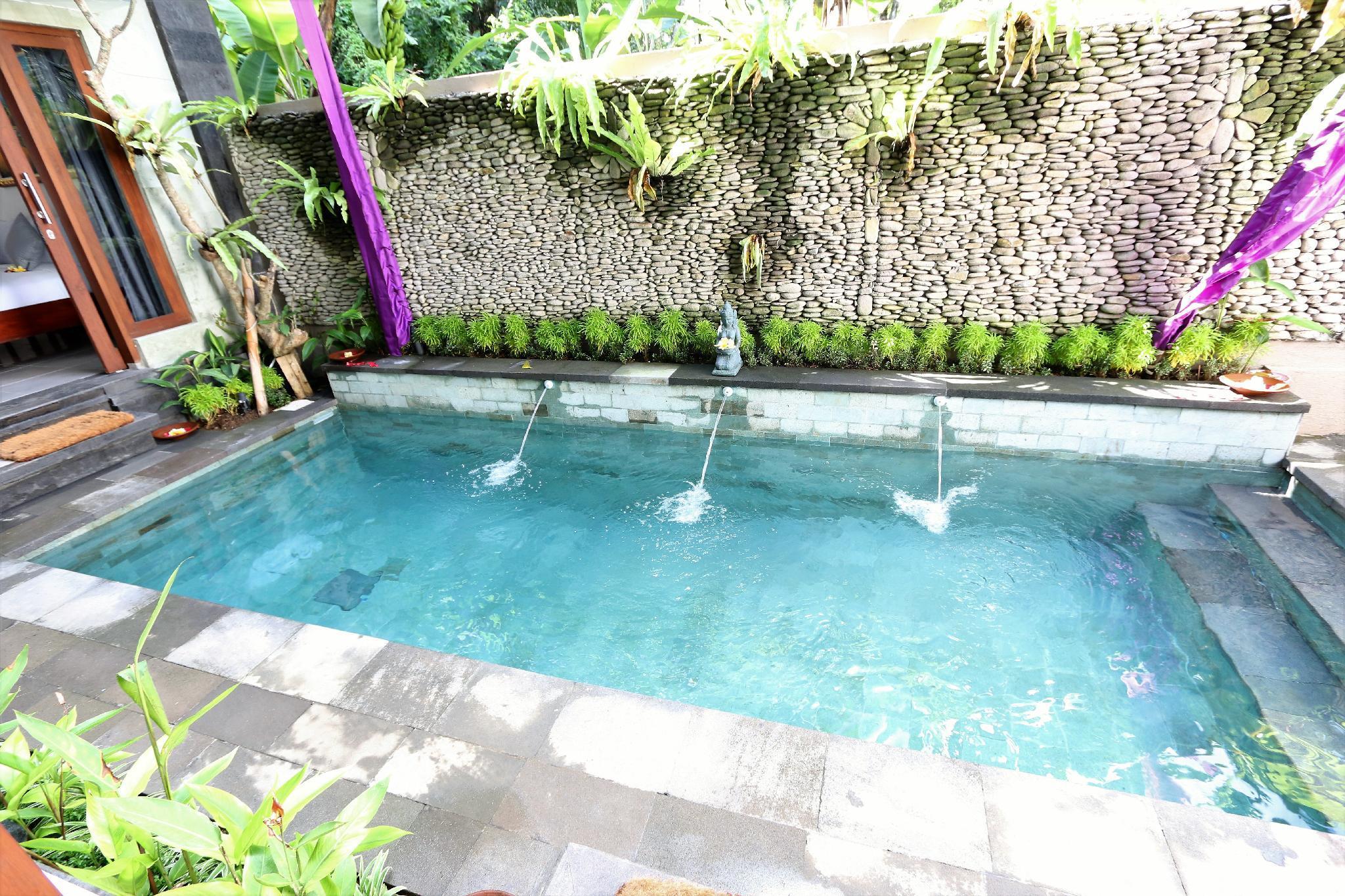 3 Bedroom Kubu Aria Ubud Bali