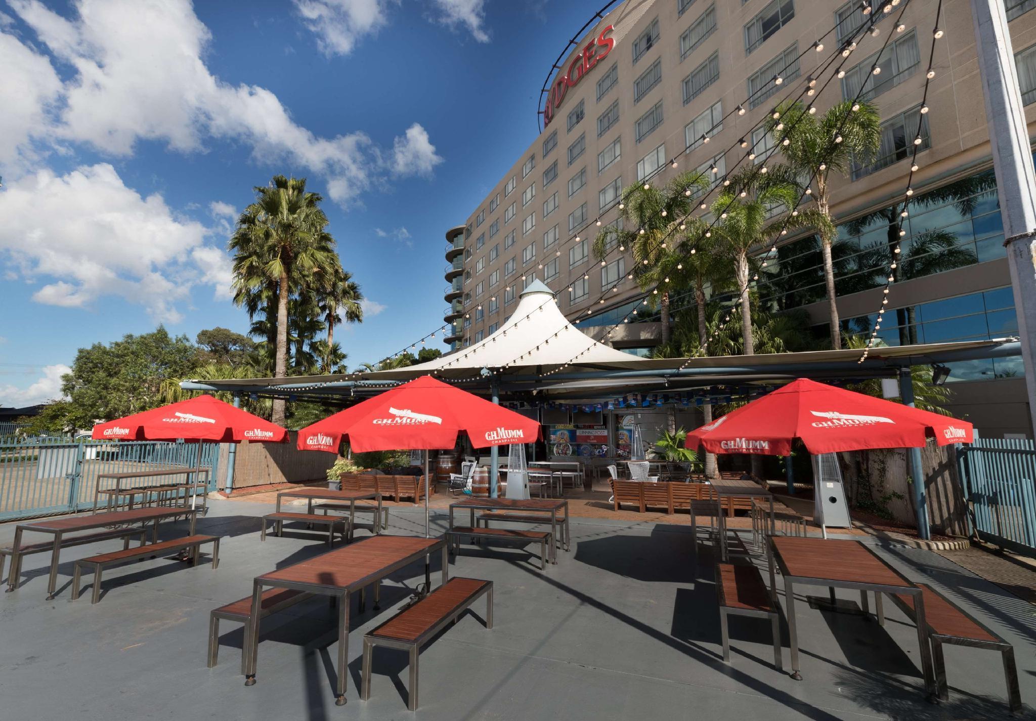 Rydges Parramatta Hotel