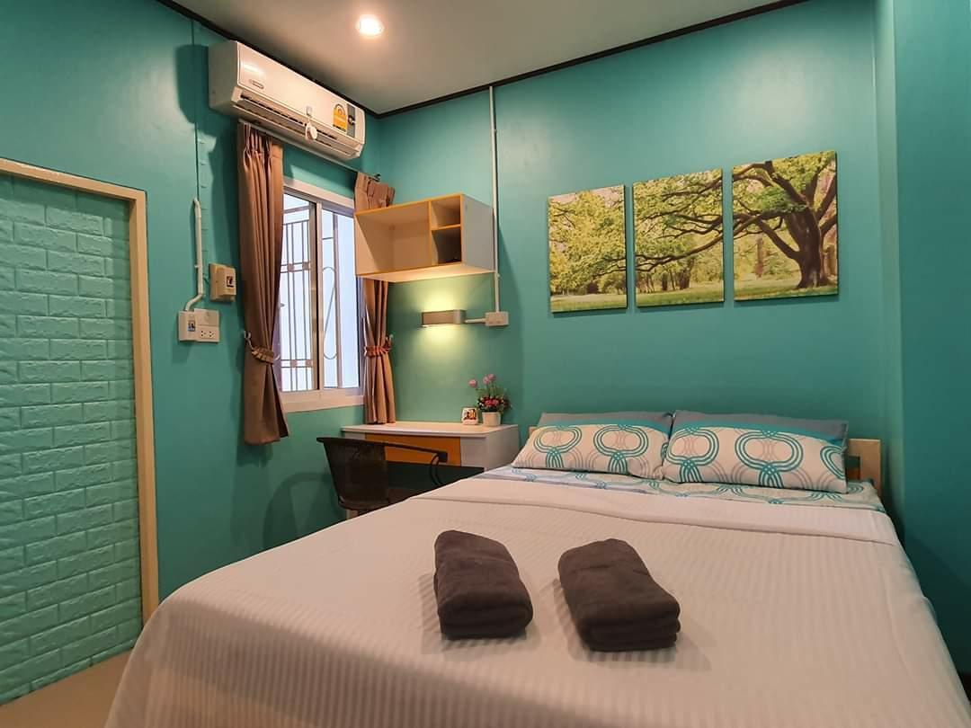 Ruangphet resident อพาร์ตเมนต์ 1 ห้องนอน 0 ห้องน้ำส่วนตัว ขนาด 8 ตร.ม. – ซิตี้เซ็นเตอร์