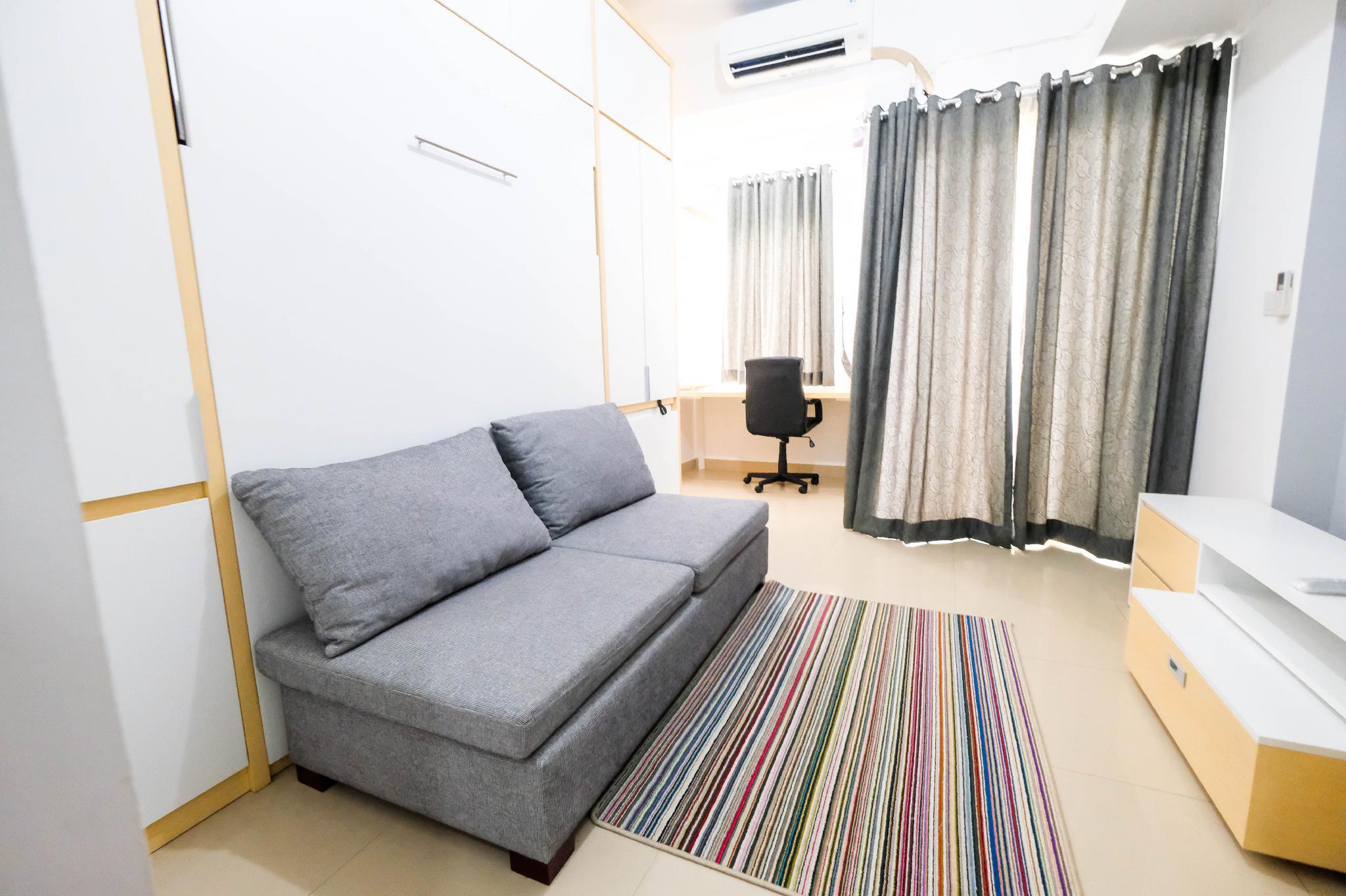 Clean Studio The Nest Apartment By Travelio