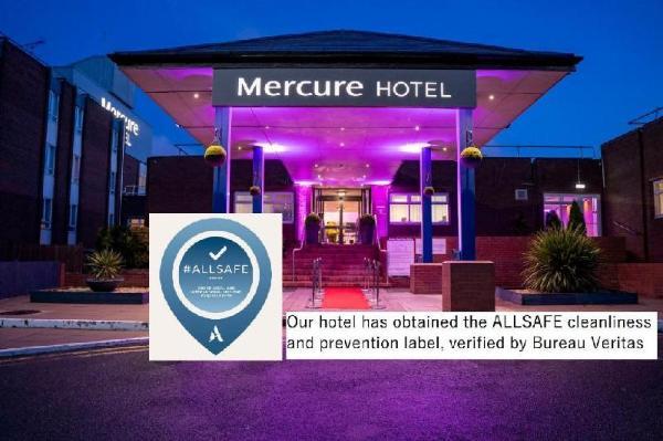 Mercure Birmingham West Hotel Birmingham