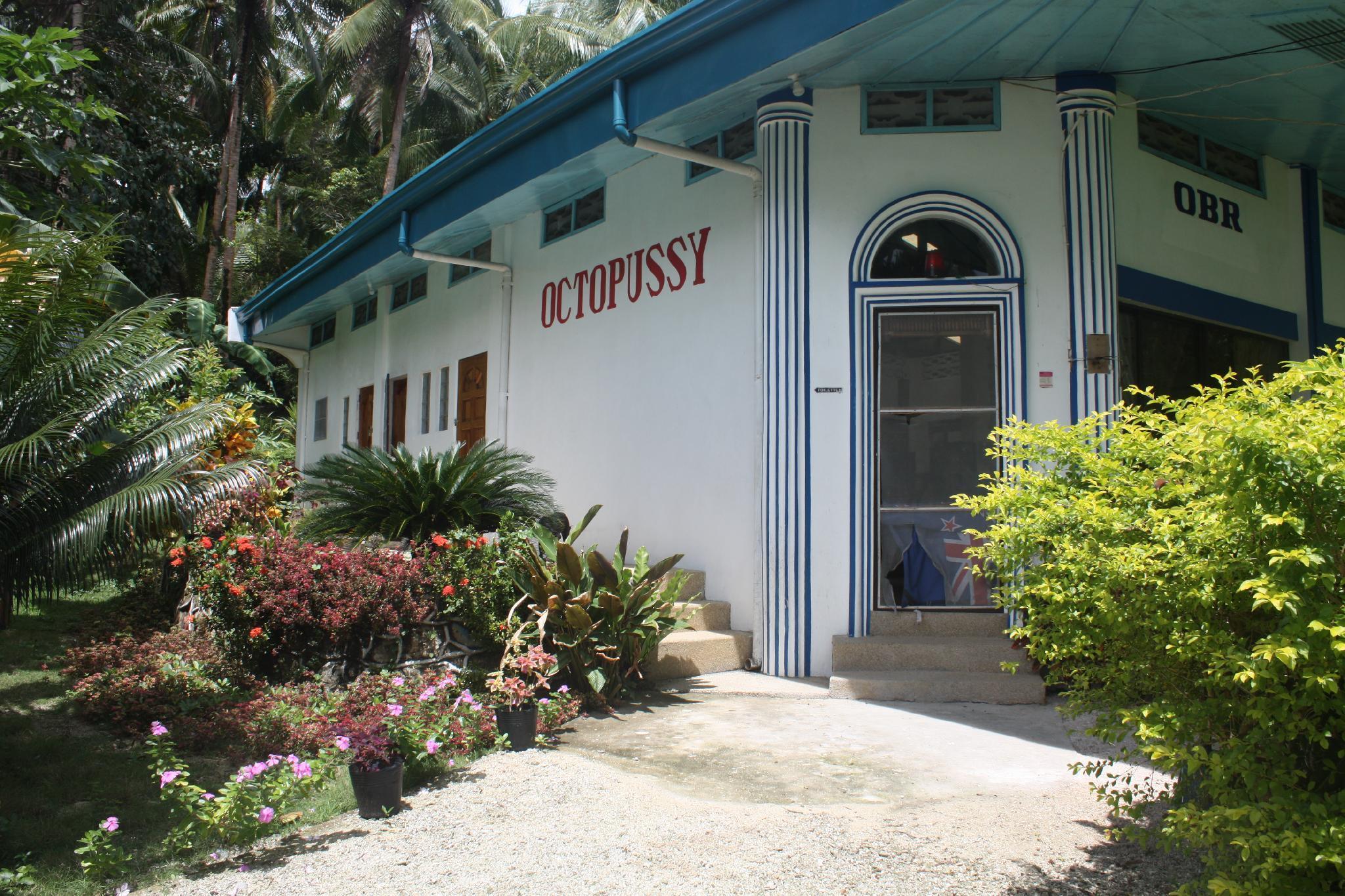 Octopussy Bungalow Beach Resort