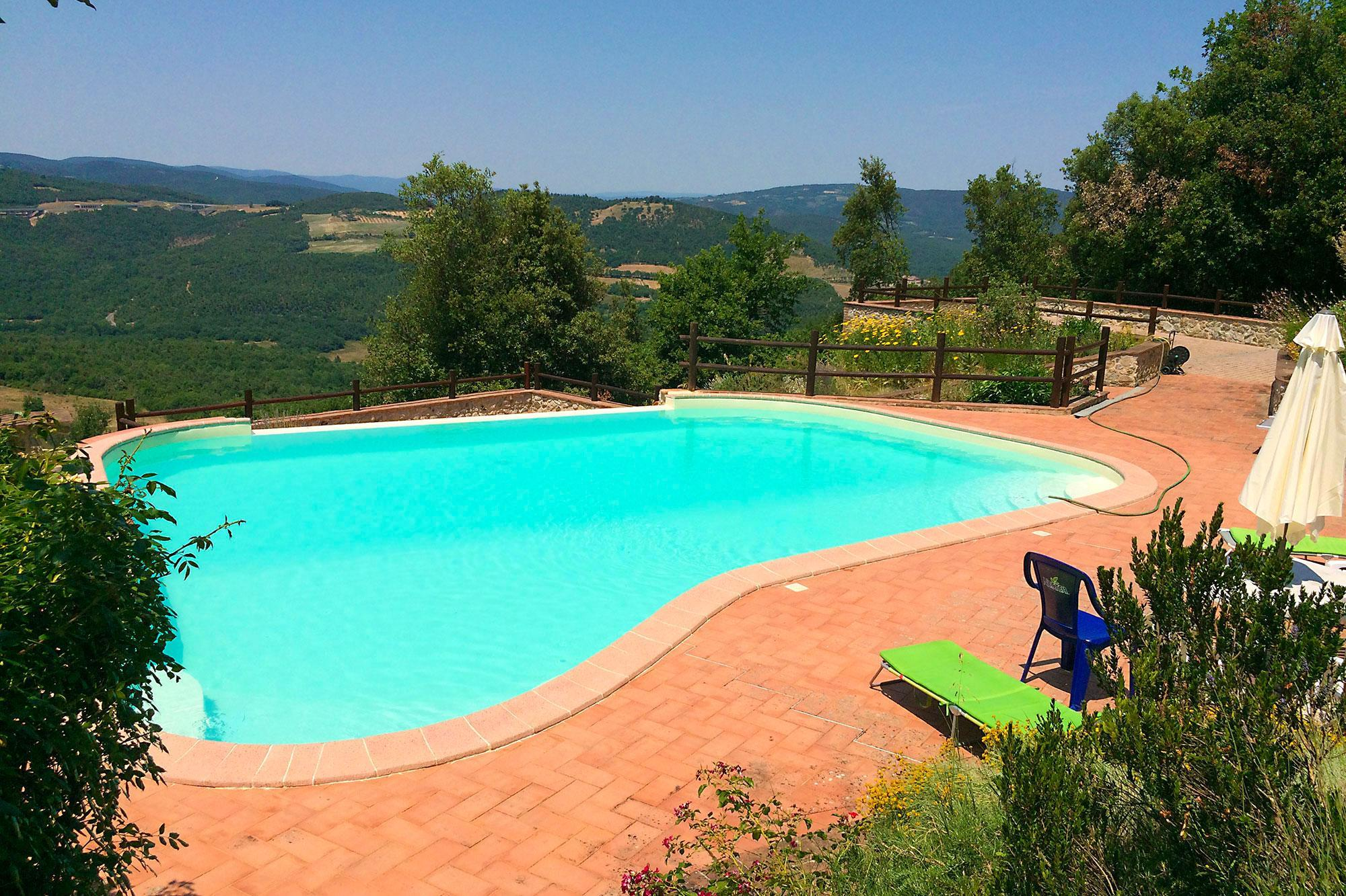 Emotions Of Maremma   Pool And Panorama