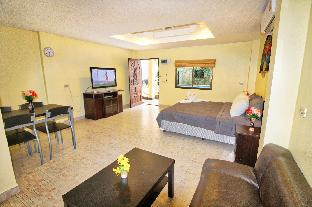 Golf Apartment next to the best Beach - Pool/sauna อพาร์ตเมนต์ 1 ห้องนอน 1 ห้องน้ำส่วนตัว ขนาด 36 ตร.ม. – เขาพระตำหนัก