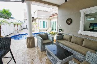 Pool Villa and Jacuzzi villa, Pattaya วิลลา 6 ห้องนอน 4 ห้องน้ำส่วนตัว ขนาด 220 ตร.ม. – เทพประสิทธิ์