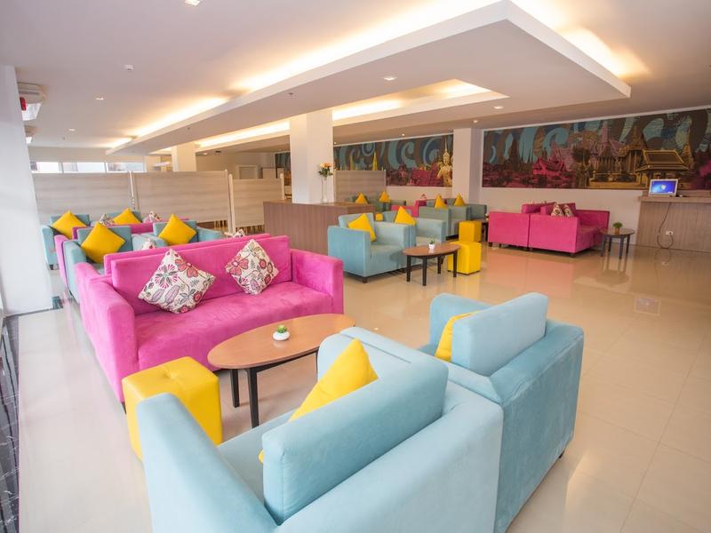 R-Con Hotel @ Siam โรงแรมอาร์ คอน แอท สยาม