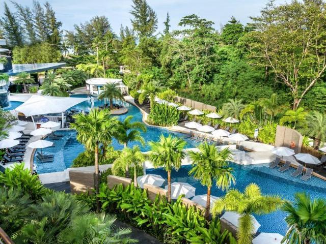 โนโวเทล ภูเก็ต กะรน บีช รีสอร์ท แอนด์ สปา – Novotel Phuket Karon Beach Resort and Spa